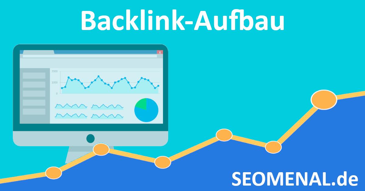 """Beitragsbild mit Diagrammen und Schaubildern zum Thema """"Backlinks - Unsere Tipps zum optimalen Backlink-Aufbau 2020"""""""
