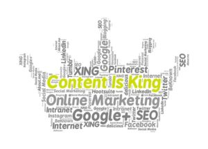 SEO - Content ist King